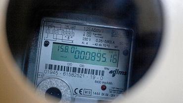 Licznik prądu (zdjęcie ilustracyjne)