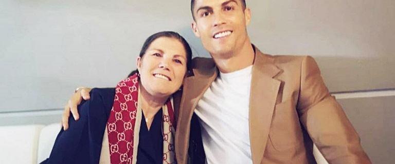 """Mama Cristiano Ronaldo wybrała dla niego klub. """"Synu, zanim umrę"""""""