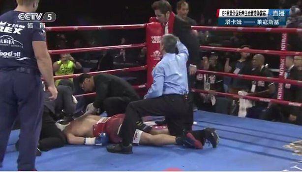Takam vs Rekowski