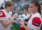 Osiem piłkarek Medyka Konin może zagrać z czołową reprezentacją świata