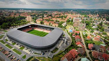 Stadion w Tychach - zbudowany 'od zera' za 129 mln zł
