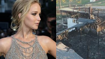 Jennifer Lawrence farma