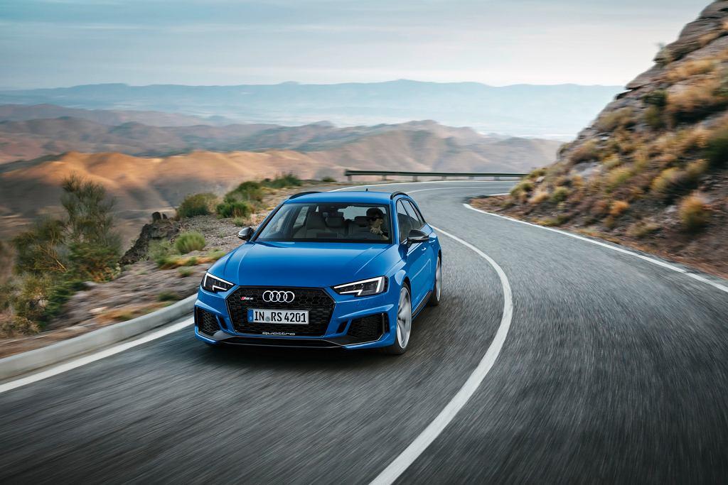 Audi RS4 Avant 2017