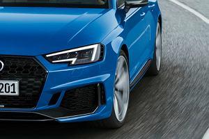 Nowe Audi RS4 Avant - zastrzyk adrenaliny w eleganckim garniturze