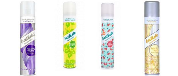 Batiste suche szampony