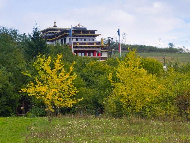 Marzysz o Tybecie? Jest bliżej, niż myślisz. Odkrywamy Buddha Park na Węgrzech [CIEKAWE MIEJSCA NA WEEKEND]