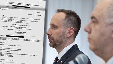 Poseł Janusz Kowalski