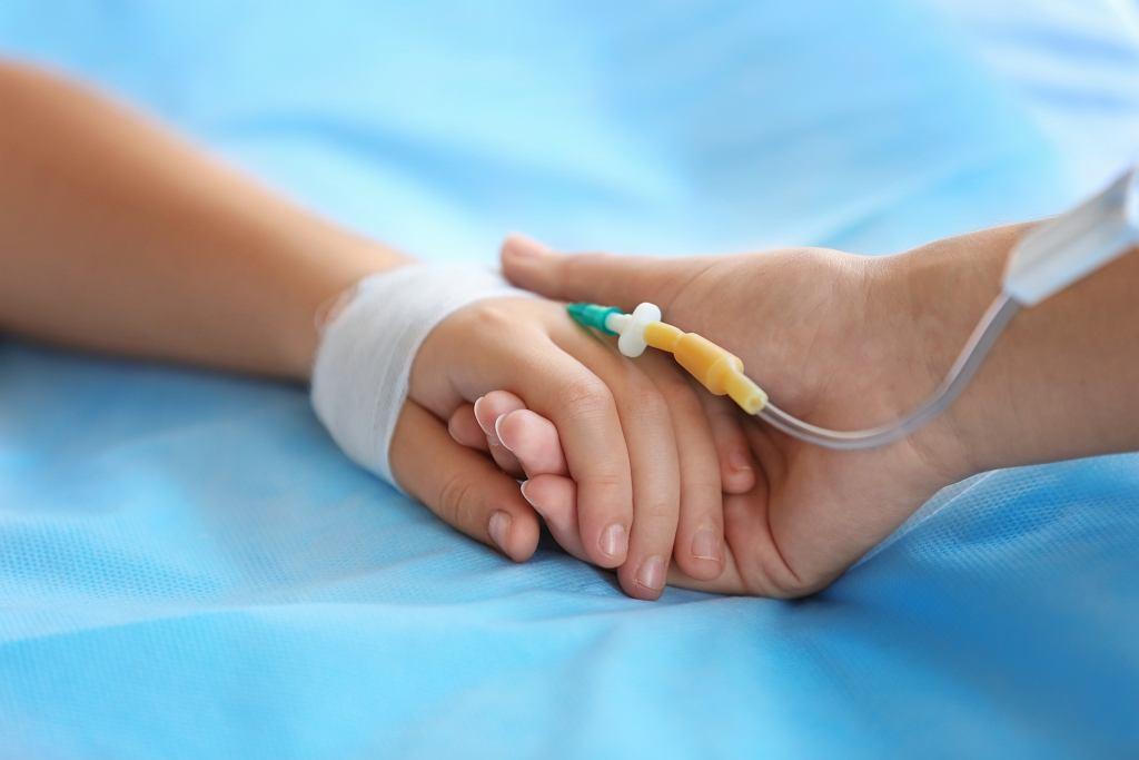 W przypadku nowotworu u małego dziecka czas ma ogromne znaczenie.