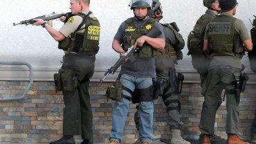 W strzelaninie w San Bernardino życie straciło 14 osób w tym dwóch podejrzanych