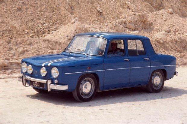 50 lat Renault 8 Gordini   Święto w Loheac