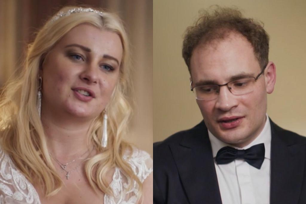Julia i Tomasz - 'Ślub od pierwszego wejrzenia'
