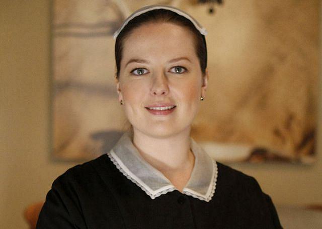 Zuzanna Szadkowski jako Dorota w serialu ''Plotkara''