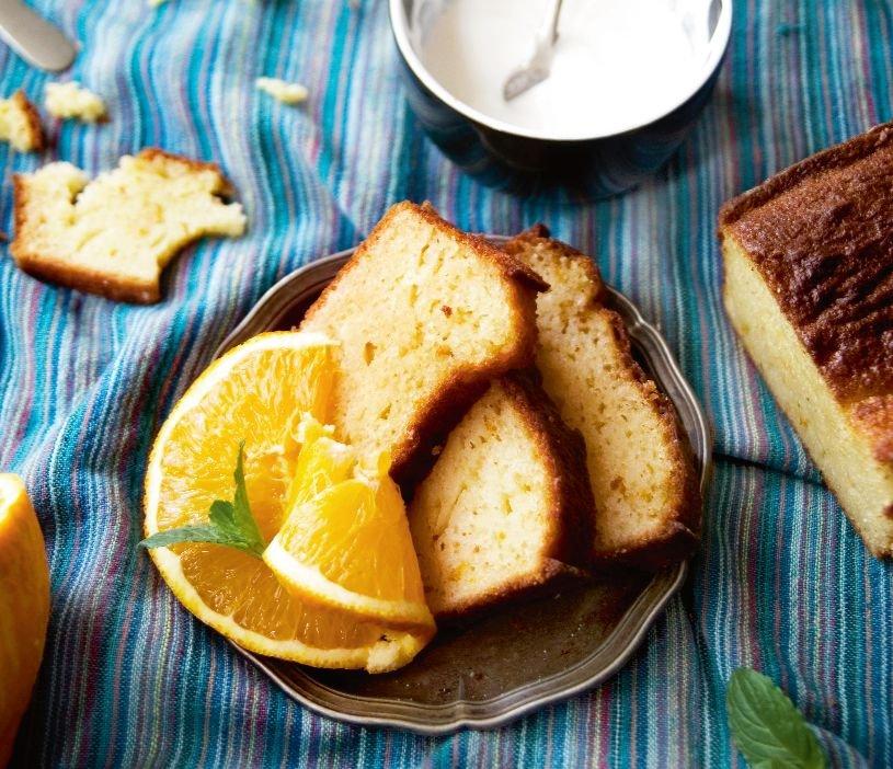 Ciasto jogurtowe na oliwie