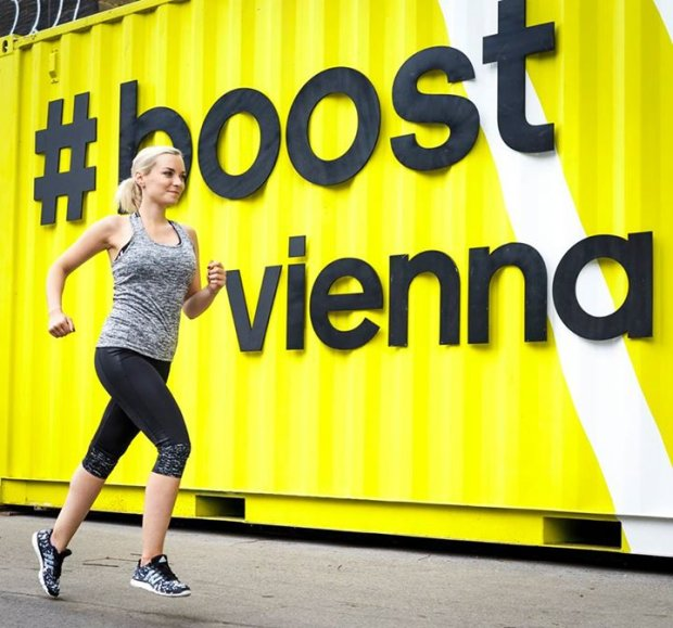 Wypożyczalnia butów biegowych w Wiedniu