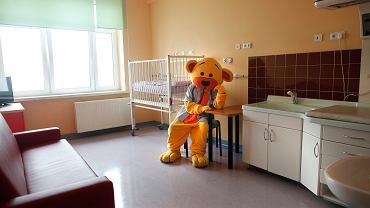 Oddział pediatryczny (zdjęcie ilustracyjne)