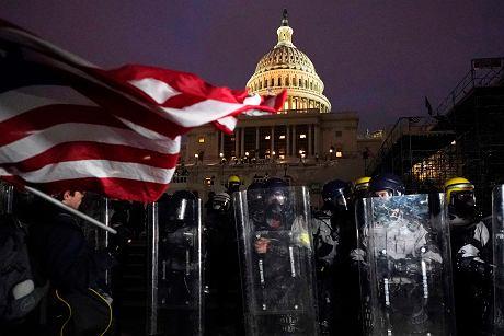 Fot. Julio Cortez / AP
