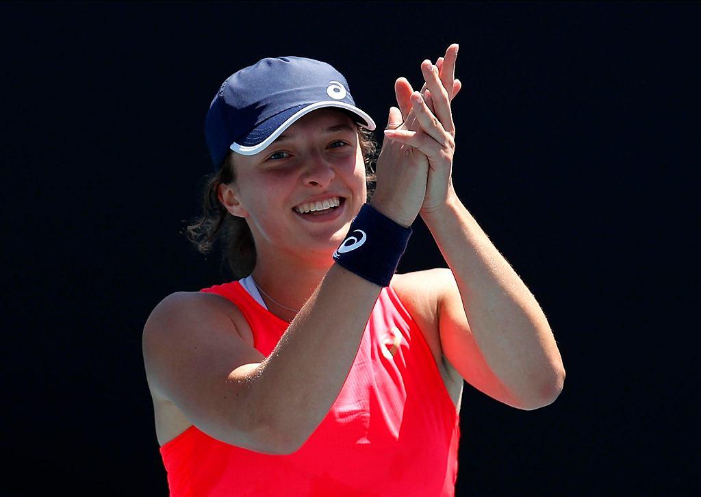 Australian Open. Iga Świątek po pokonaniu Donny Vekić
