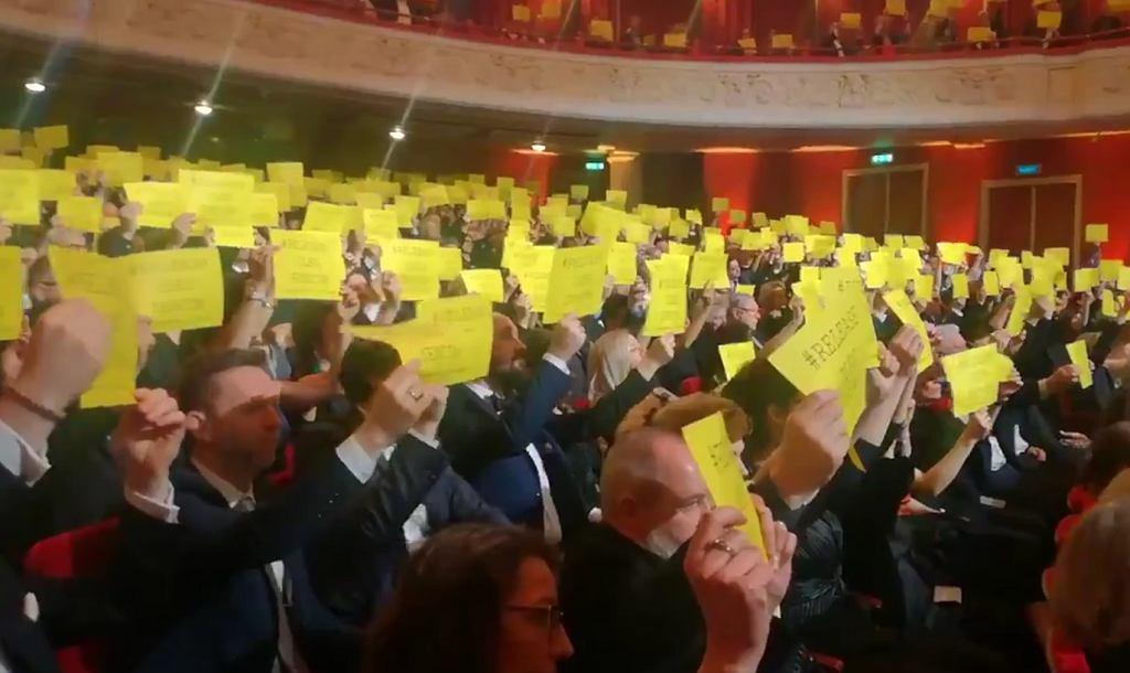 Polskie Nagrody Filmowe Orły 2019. Gest solidarności z Ołehem Sencowem