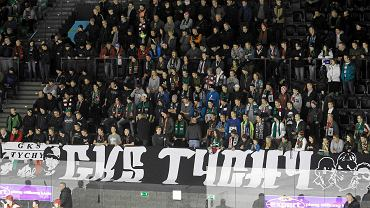 Kibice GKS-u Tychy czekają na awans do pierwszej ligi