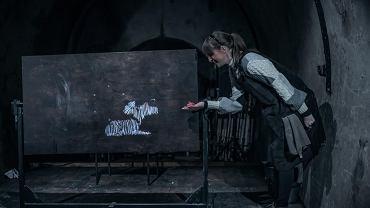 'Gdzieś indziej' - spektakl teatru Lutkovo Gledalisce z Ljublany