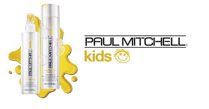 Produkty Paul Mitchell.