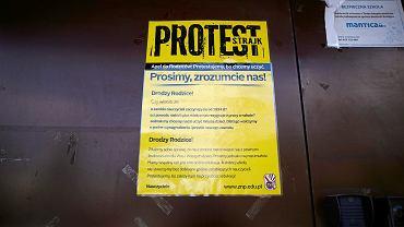 Strajk nauczycieli 8 kwietnia