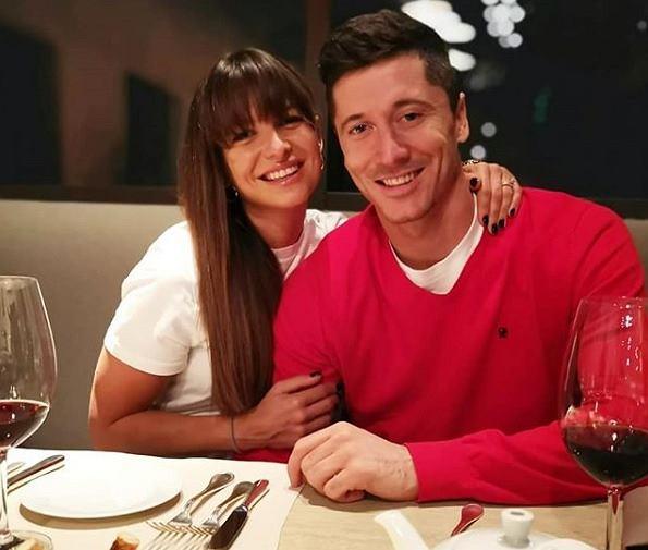 Anna Lewandowska dumna ze swojego męża. Robert przeszedł do historii