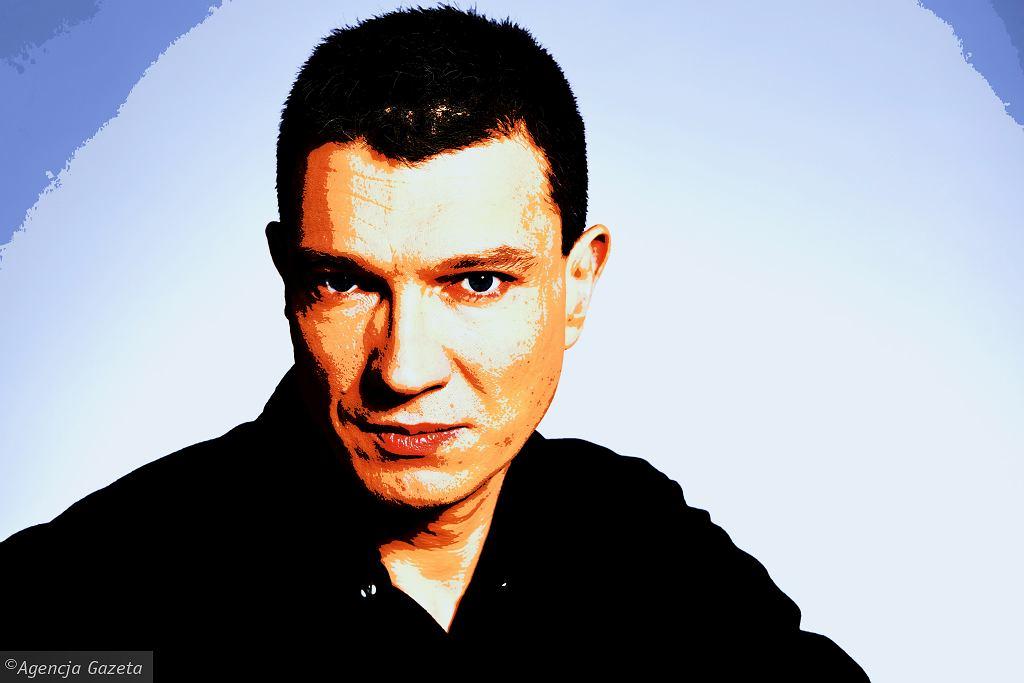 Grzegorz Sroczyński, autor podcastu 'Ekonomia się chwieje'