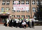 Strajk nauczycieli. Samorządy obiecują: Zapłacimy protestującym