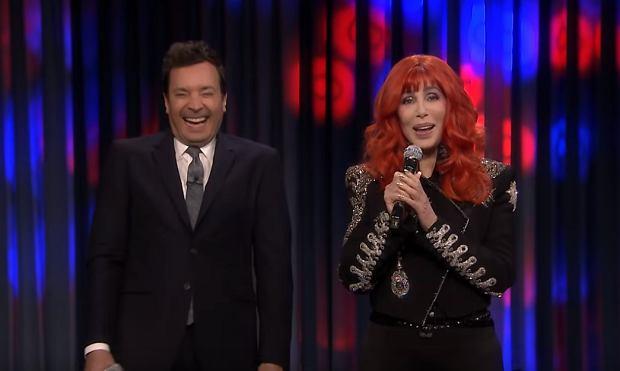 Lip Sync Karaoke with Cher