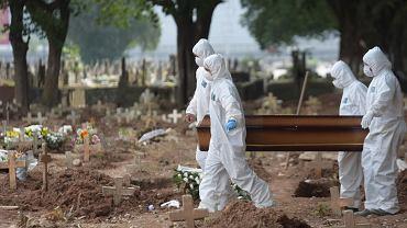 Pandemia COVID-19 - Brazylia