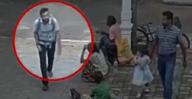 Zamachy na Sri Lance. Na nagraniu widać podejrzanego z dużym plecakiem