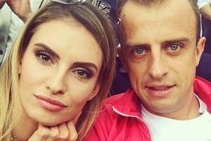 Dominika Grosicka, Kamil Grosicki