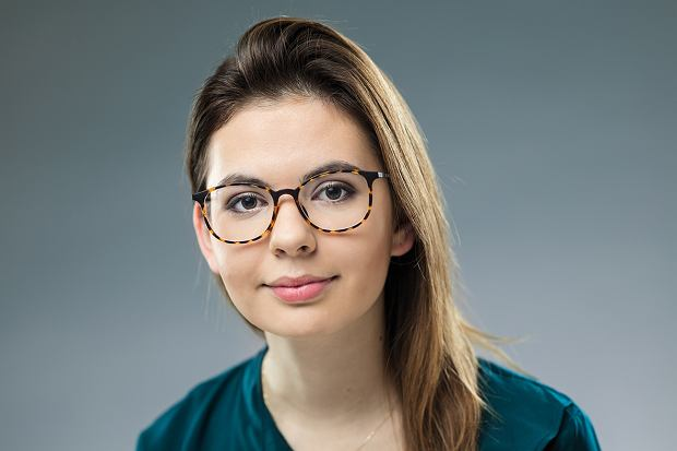 Anna Szymańska z Kliniki Mentalnej, która działa w Przylądku Nadziei