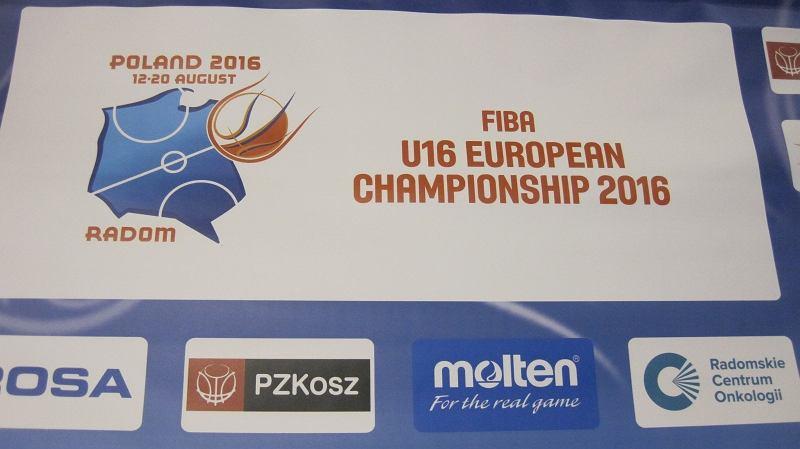 Mistrzostwa Europy Dywizji A w kategorii wiekowej U-16 od piątku w Radomiu