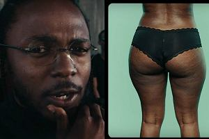 Kendrick Lamar w teledysku do 'Humble'