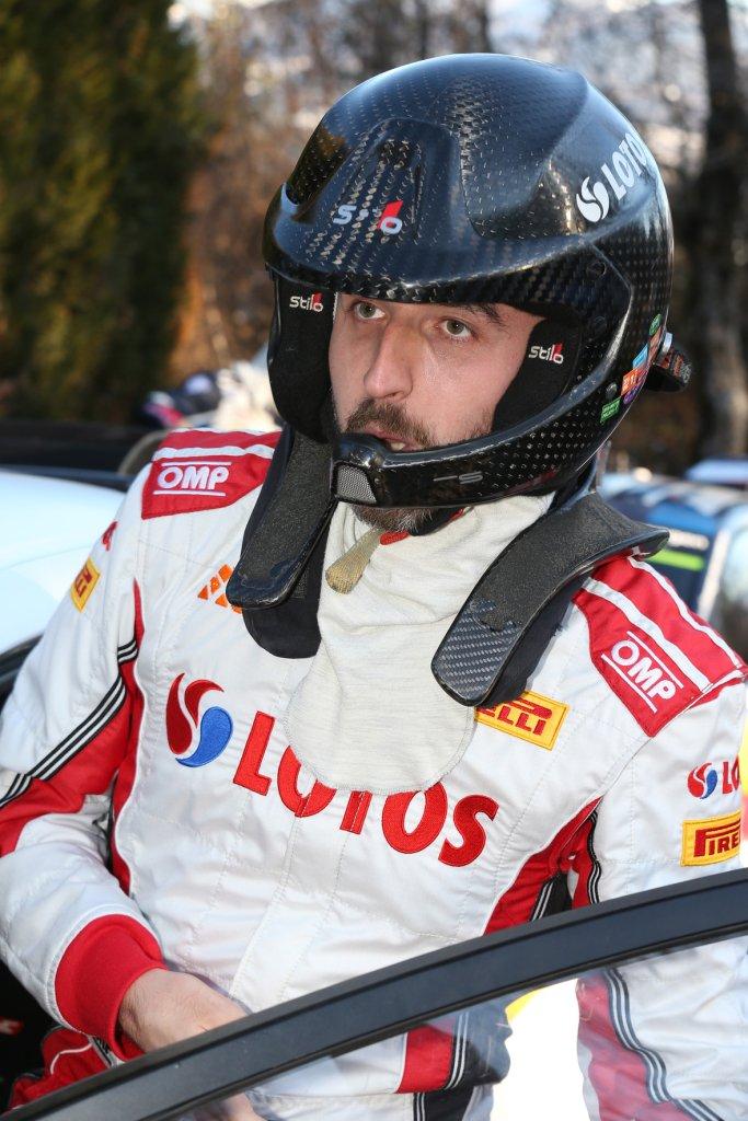 Robert Kubica w Rajdzie Monte Carlo