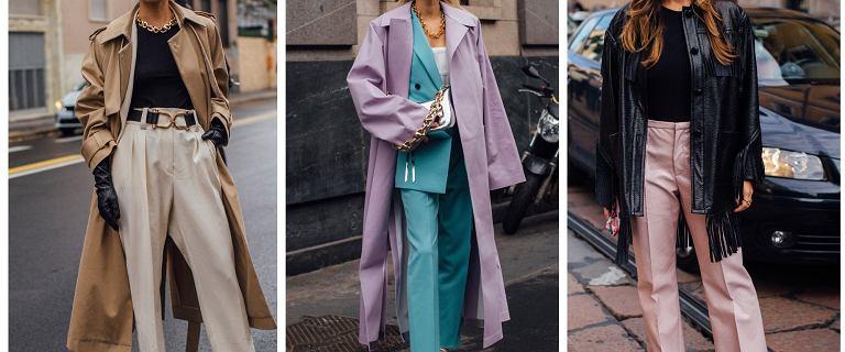 Top 3 modele spodni, które będziemy nosić wiosną. Zainspiruj się stylem znanej blogerki Leonnie Hanne