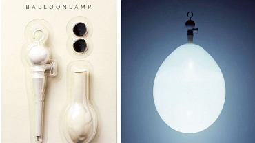 Balloon Lamp. Cena: 79 dol.