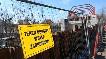 Budowa trasy tramwajowo-autobusowej na Nowy Dwór
