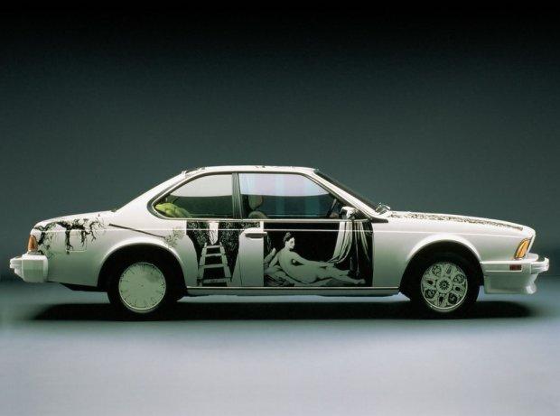 BMW 635 CSi Art Car 06