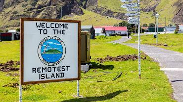 Tristan da Cunha, Edynburg Siedmiu Mórz