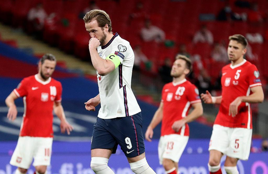 31.03.2021, Londyn, mecz Anglia - Polska