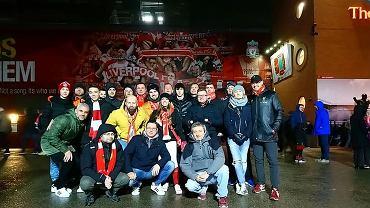 Polscy kibice Liverpoolu