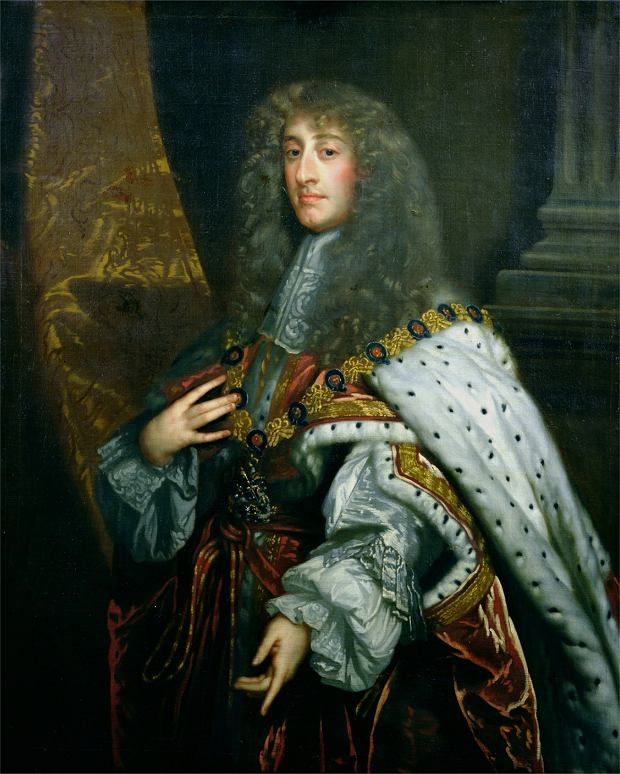 Jakub II Stuart (1633-1701)