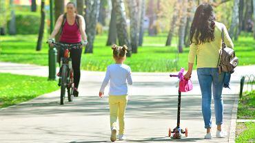Ruch jest konieczny by zachować dobre zdrowie