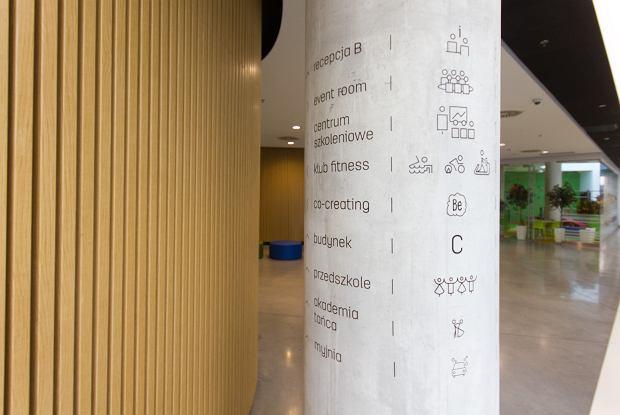 Przykład realizacji firmy Oznakuj Biuro