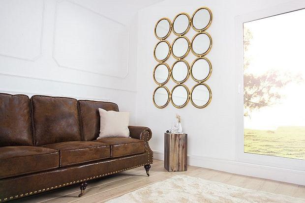 Modne lustra do mieszkania - idealne do salonu, przedpokoju i łazienki