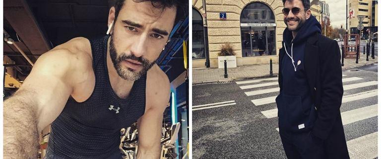 Przyjaciel Michała Piróga pokazuje odważne zdjęcia na Instagramie. Poznajcie modela Piotra Czaykowskiego