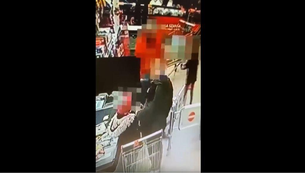 48-latek, który uderzył kobietę, usłyszał zarzuty